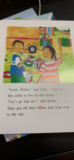 培生儿童英语Level 4(含16册书+1张CD) 晒单图