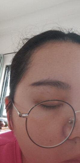 得鲜(The saem) 双头自动旋转眉笔眉刷 1#棕色 0.2g/支   轻松勾勒  持妆显色 晒单图