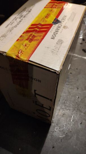 尊尼获加(Johnnie Walker)洋酒 红牌调配型苏格兰威士忌 1*12整箱装 晒单图