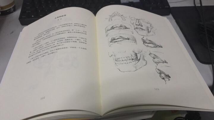 伯里曼人体绘画教程(精编版) 晒单图