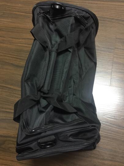 维多利亚旅行者 VICTORIATOURIST 旅行包男女 手提包大容量多功能旅行袋 单肩包V7006黑色 晒单图