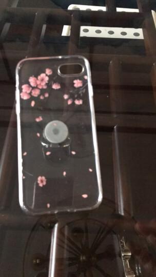 亿色(ESR)苹果SE2/7/8手机壳新iPhoneSE/8/7保护套新升级超薄透明防摔防滑硅胶软壳全包简约男女潮款啫喱黑 晒单图