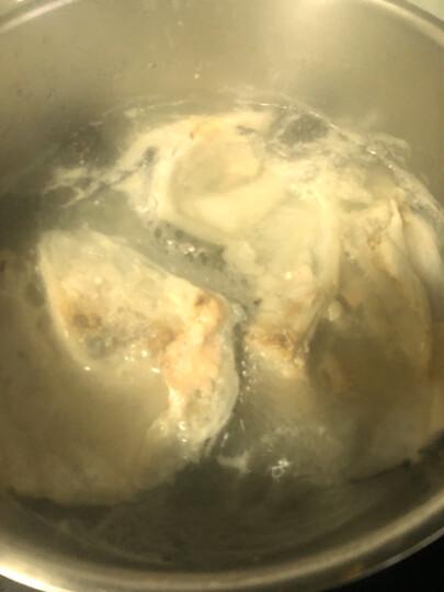 美威 智利三文鱼头(大西洋鲑) 400-700g 1只 BAP认证 煲汤食材 生鲜 海鲜水产 鱼类 晒单图