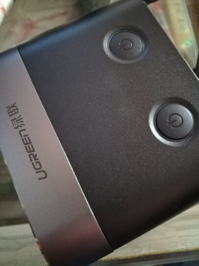 绿联 QC3.0车载充电器 双USB快充一拖三车充 安卓苹果带点烟器功能汽车充电器 支持iphone华为P10小米6 30781 晒单图