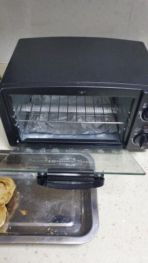格兰仕(Galanz)家用多功能迷你型15升小电烤箱 专业烘焙 电 烤箱 双层烤位 KWS1015J-F8(XP) 晒单图