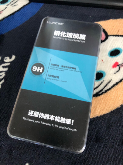 朗客 苹果X钢化膜 iPhone X手机膜前后膜套装 软边全屏覆盖高清防爆手机贴膜【前膜黑+背膜黑】 晒单图