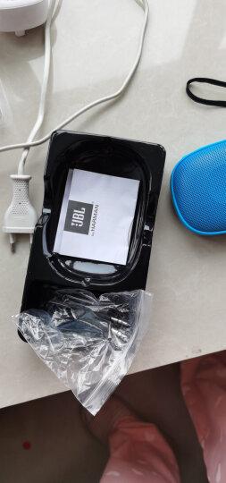 JBL SD-12 BLU 便携式蓝牙插卡小音箱 低音炮迷你小音响 MP3随身听播放器 FM收音机可插内存卡TF卡 蓝色 晒单图