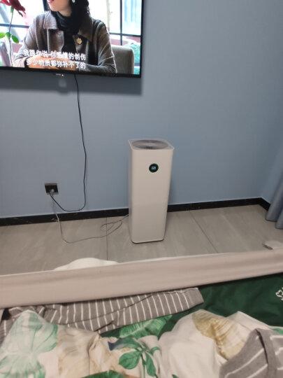 米家 小米空气净化器Pro 家用除甲醛除菌病毒异味二手烟 静音设计 500m?/h AC-M3-CA 66W 晒单图