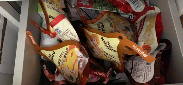 好时之吻 Kisses 牛奶巧克力 休闲零食办公室 袋装 36g 晒单图