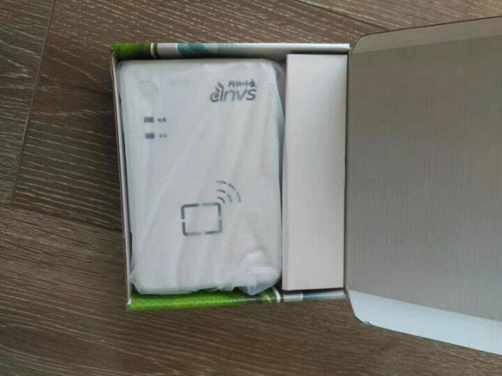 因纳伟盛INVS100 二三代身份证阅读器 国腾身份证读卡器 INVS100-U 真假扫描仪 晒单图
