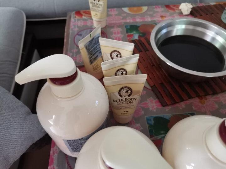 所望SOMANG红花牌山茶籽阿尔干沐浴露750ml 韩国进口 滋养燥肌 补水润肤 晒单图
