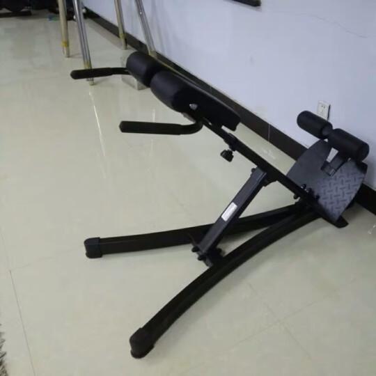 罗马椅罗马凳健身椅山羊挺身腰腹背训练器 晒单图
