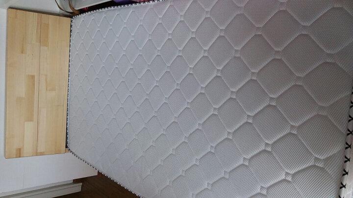 维特巴哈床实木床松木1.2米单人床1.5米1.8米北欧简易卧室成人双人床 原木色无油漆送3厘米棕垫 1.5米*2米(活动抢购价) 晒单图