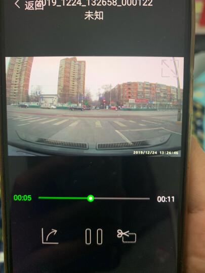 靓知渝手机WIFI隐藏式免接线行车记录仪专车专用高清夜视适用于宝马奥迪奔驰保时捷路虎丰田大众别克日产 适用于丰田本田大众别克日产福特雪佛兰现代起亚 单镜头+包安装+送32G卡 晒单图