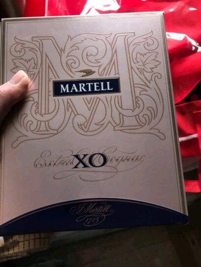 宝树行 马爹利xo2019版700mL MARTELL干邑白兰地法国原装进口洋酒0.7L 晒单图