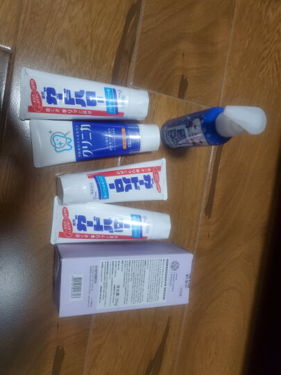 LG竹盐牙膏  儿童2-6岁乳牙期50g  含钙+木糖醇+无氟配方+草莓香型  关爱乳牙呵护牙龈(两种颜色随机发放) 晒单图