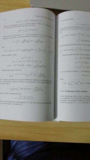 张量与黎曼几何:微分方程应用(英文版) 晒单图