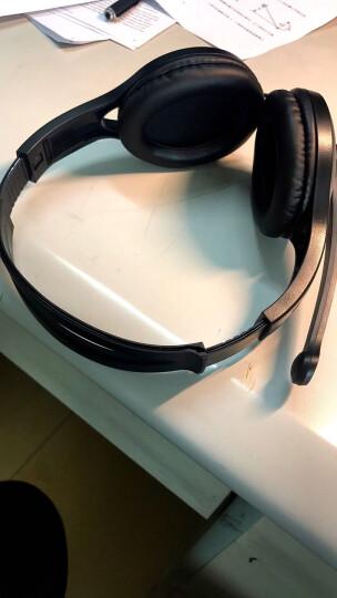 漫步者(EDIFIER) K800 单孔版 头戴式游戏耳机 耳机耳麦 绝地求生耳机 吃鸡耳机 办公教育 学习培训 黑色 晒单图