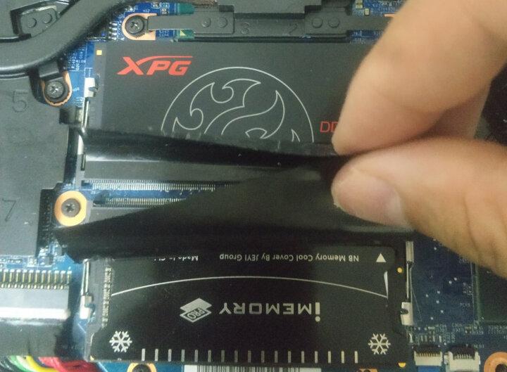 威刚(ADATA)DDR3L 1600  8GB  笔记本内存条  低电压版 万紫千红 晒单图