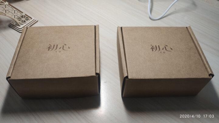 初心CHOSIN木质音乐盒八音盒生日礼物七夕礼物送女友儿童创意礼物 手摇铃枫木款-遇见 晒单图