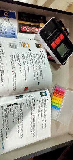 孩之宝(Hasbro) 地产大亨大富翁强手棋中英双语桌游聚会互动益智玩具 电子银行升级版B6677 晒单图