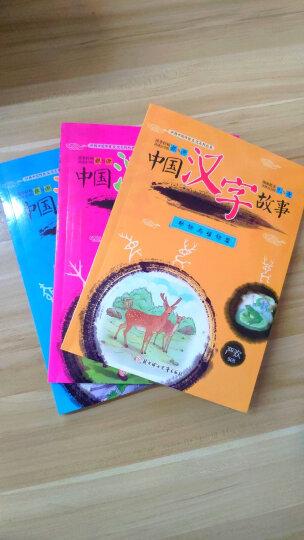 中国汉字的故事拼音版全套4册 一年级课外书 注音版 必读 儿童读物7-10岁 晒单图