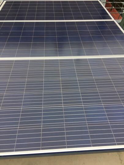 星火300W多晶太阳能电池板光伏组件 太阳能板太阳能发电板36V太阳能板 晒单图