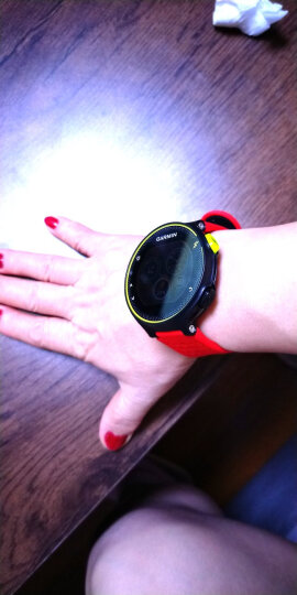 佳明(GARMIN)跑步手表 Forerunner735 粉色 GPS智能手表 男女光学心率腕表 跑步游泳骑行铁三通知运动手表 晒单图
