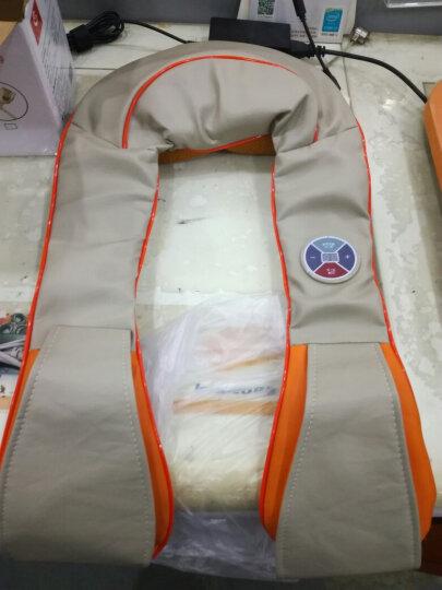 康恩寿 KES-822颈椎按摩器捶打披肩 腰背按摩器 822橘色 晒单图