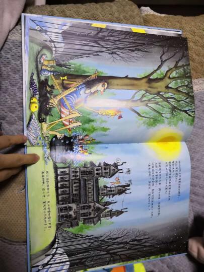 麦克.格雷涅茨精装藏作品系列(共3册)好困好困的蛇/月亮的味道/哈哈哈 0-1-2-3岁绘本图画书 晒单图