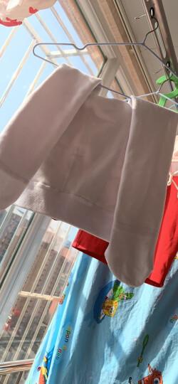 铁箭(TIEJIAN) 连裤袜女童冬季加绒加厚舞蹈袜白色加档弹力芭蕾舞打底袜儿童保暖棉袜子 白色(连裤袜) L(建议身高120-140cm) 晒单图