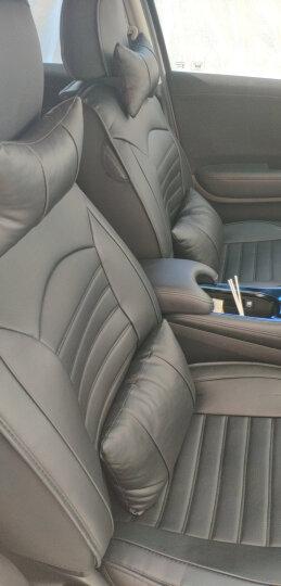 翰静 2020新款汽车坐垫全包围四季通用皮座垫五座小车免拆汽车座套 摩卡棕 众泰SR9大迈X5X7 T600 Z700 SR7 晒单图