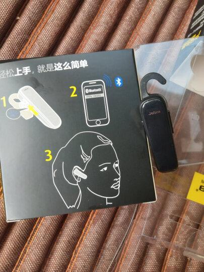 捷波朗(Jabra)Boost/劲步蓝牙无线耳机车载商务单耳挂耳式超长续航待机高清通话苹果安卓通用耳机黑色 晒单图