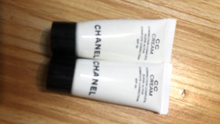 香奈儿(Chanel) CC霜保湿隔离修饰乳 5ml 体验装 10# 晒单图