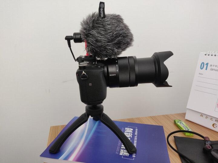 富图宝(Fotopro) SY-310 手机微单相机支架 桌面三脚架 黑色 晒单图