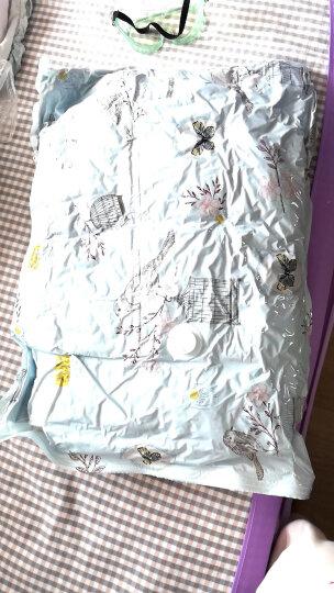 Obar 加厚 衣物专用真空压缩袋衣物整理袋8件套 【5特大2中加送1手泵】 晒单图