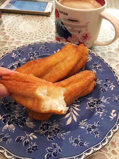 新良面包粉 高筋面粉 烘焙原料 手撕面包机用小麦粉 500g 晒单图