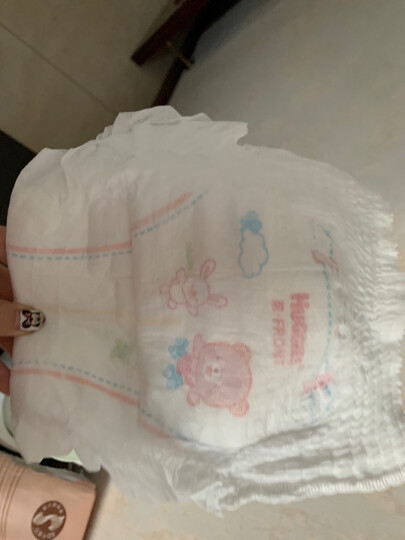 好奇Huggies铂金装拉拉裤XL64片(12-17kg)加大号婴儿尿不湿成长裤裸感超薄透气夏日超薄透气 晒单图