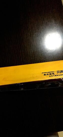 凡高妙笔生画10支画笔套装猪鬃毛扇形笔油画笔联考专用水粉笔实木笔盒套装水粉笔套装 妙笔生画考试套装 晒单图