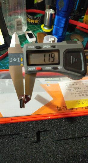 上工 电子数显卡尺绝对原点型游标卡尺不锈钢0-150/0-6 晒单图