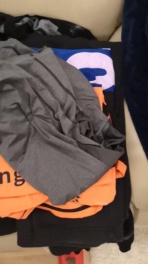 安德玛官方 UA Armour 男子 运动长袖紧身衣 Under Armour-1257471 灰色090 XXL 晒单图