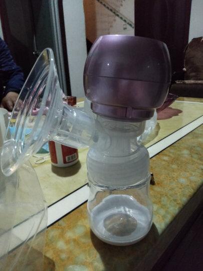 益特龙(internat) 一体式电动吸奶器自动吸奶机吸乳挤奶器催乳器静音孕妇可外携带液晶触控大容量 分体式 居家款【9档加强吸力 持久电量记忆芯片】 晒单图