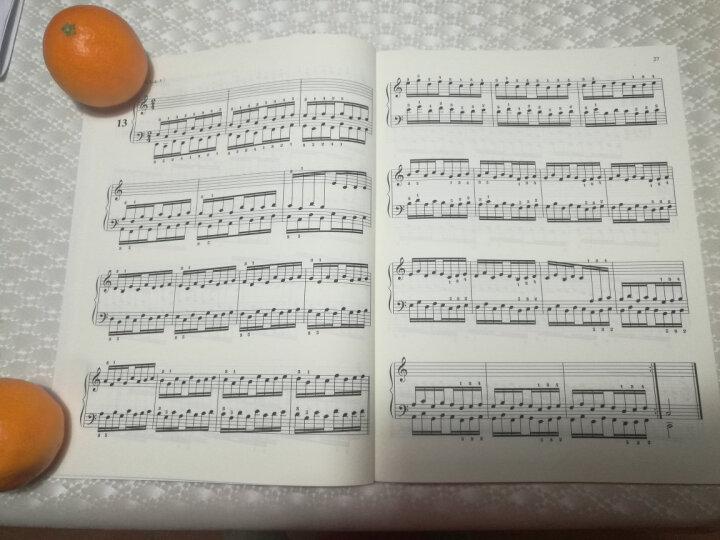 哈农钢琴练指法(大音符版) 晒单图