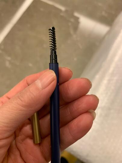 玛丽黛佳(MARIEDALGAR)自然生动眉笔自营送替换装 02 浅咖(彩妆 防水配方 不易脱色 自然持久) 晒单图