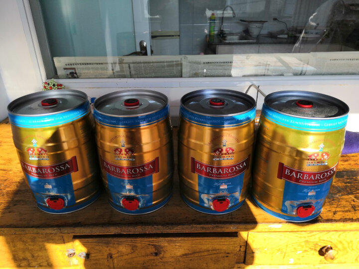 凯尔特人德国进口小麦啤酒500ml*12听礼盒装 晒单图