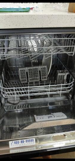 西门子(SIEMENS)进口家用全自动洗碗机嵌入式(A版)8套SC73E610TI 晒单图