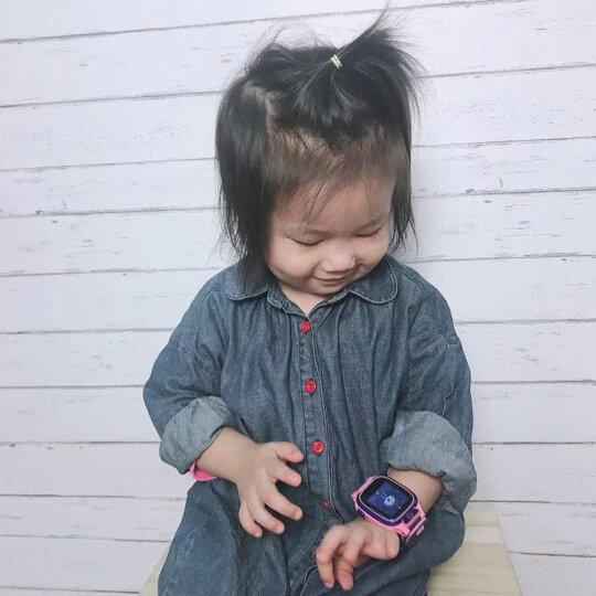 洛洛小天才 儿童智能电话手表4G全网通视屏通话小学生天才GPS定位电信版多功能Z56适用小米华为手机 旗舰粉4G全网通【视屏通话+小额钱包+7重精准定位 晒单图