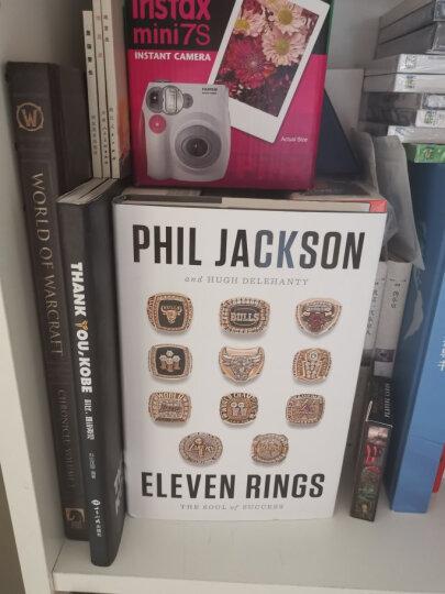 "Eleven Rings: The Soul of Success 11枚戒指 : ""禅师""菲尔·杰克逊自传 英文原版 晒单图"