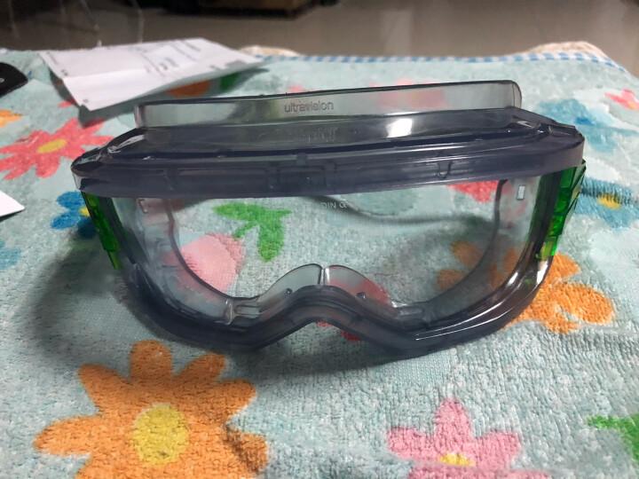 UVEX电焊眼镜9301145电焊护目镜 防冲击可佩戴矫视眼镜 德国优维斯ultravision安全眼镜 黑色 1副装 晒单图