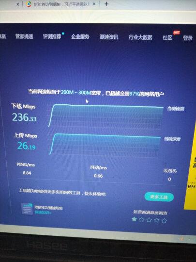 腾达(Tenda)SG105 5口千兆交换机 4口家用宿舍交换器 监控网络网线分线器 分流器 兼容百兆 晒单图